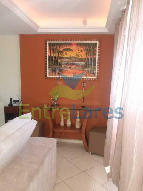7 - Casa Duplex na Portuguesa 3 quartos sendo 1 suíte, varanda, cozinha planejada, piscina, cisterna, 4 vagas de garagem. - ILCA30107 - 4