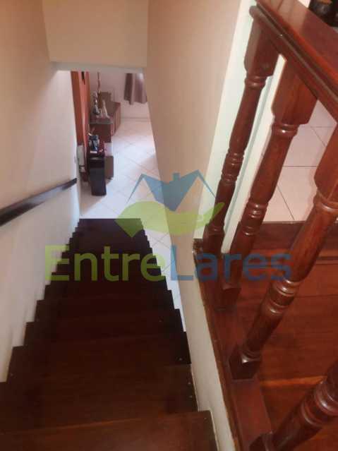 8 - Casa Duplex na Portuguesa 3 quartos sendo 1 suíte, varanda, cozinha planejada, piscina, cisterna, 4 vagas de garagem. - ILCA30107 - 5
