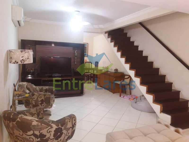 9 - Casa Duplex na Portuguesa 3 quartos sendo 1 suíte, varanda, cozinha planejada, piscina, cisterna, 4 vagas de garagem. - ILCA30107 - 6