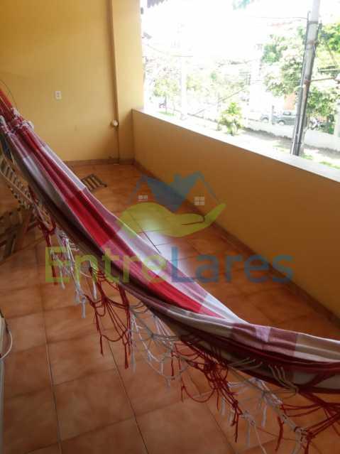 25 - Casa Duplex na Portuguesa 3 quartos sendo 1 suíte, varanda, cozinha planejada, piscina, cisterna, 4 vagas de garagem. - ILCA30107 - 23