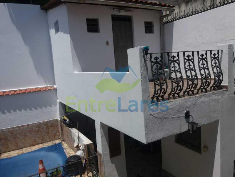 29 - Casa Duplex na Portuguesa 3 quartos sendo 1 suíte, varanda, cozinha planejada, piscina, cisterna, 4 vagas de garagem. - ILCA30107 - 26