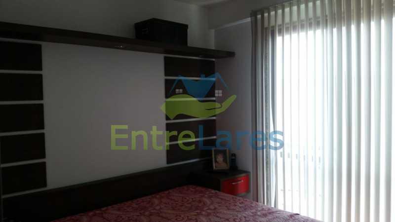 IMG-20180302-WA0084 - Apartamento no Jardim Guanabara 2 quartos com armários planejados com acesso a varanda sendo 1 suíte com closet, cozinha planejada, dependência completa, 2 vagas de garagem. - ILAP20391 - 9