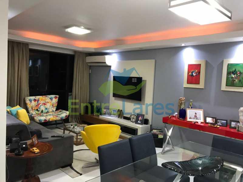 IMG-20180302-WA0095 - Apartamento no Jardim Guanabara 2 quartos com armários planejados com acesso a varanda sendo 1 suíte com closet, cozinha planejada, dependência completa, 2 vagas de garagem. - ILAP20391 - 5