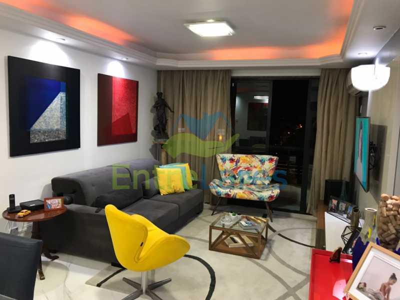 IMG-20180302-WA0096 - Apartamento no Jardim Guanabara 2 quartos com armários planejados com acesso a varanda sendo 1 suíte com closet, cozinha planejada, dependência completa, 2 vagas de garagem. - ILAP20391 - 1