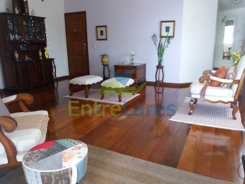10 - Apartamento na Pitangueiras 3 quartos planejados sendo 1 suíte com acesso a varanda, cozinha planejada, varanda, lavabo, dependência, 2 vagas de garagem. Rua Engenheiro Maia Filho - ILAP30249 - 5