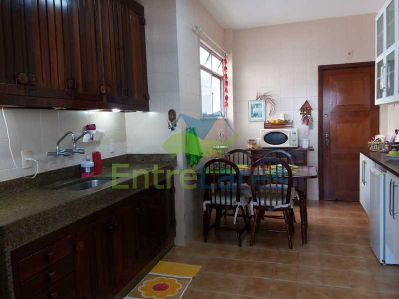 50 - Apartamento na Pitangueiras 3 quartos planejados sendo 1 suíte com acesso a varanda, cozinha planejada, varanda, lavabo, dependência, 2 vagas de garagem. Rua Engenheiro Maia Filho - ILAP30249 - 17