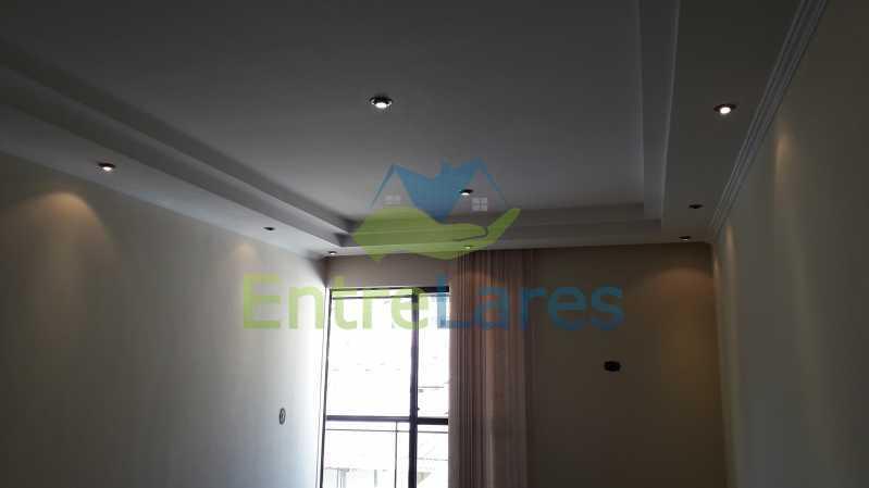 A4 - Apartamento no Tauá 3 quartos sendo 1 suíte planejada, varandão, cozinha planejada, dependência completa, 2 vagas de garagem cobertas. Rua Jaime Perdigão - ILAP30251 - 5