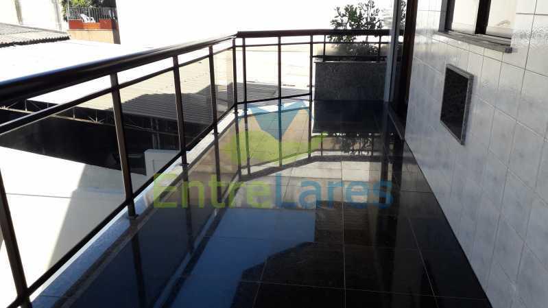 A6 - Apartamento no Tauá 3 quartos sendo 1 suíte planejada, varandão, cozinha planejada, dependência completa, 2 vagas de garagem cobertas. Rua Jaime Perdigão - ILAP30251 - 7