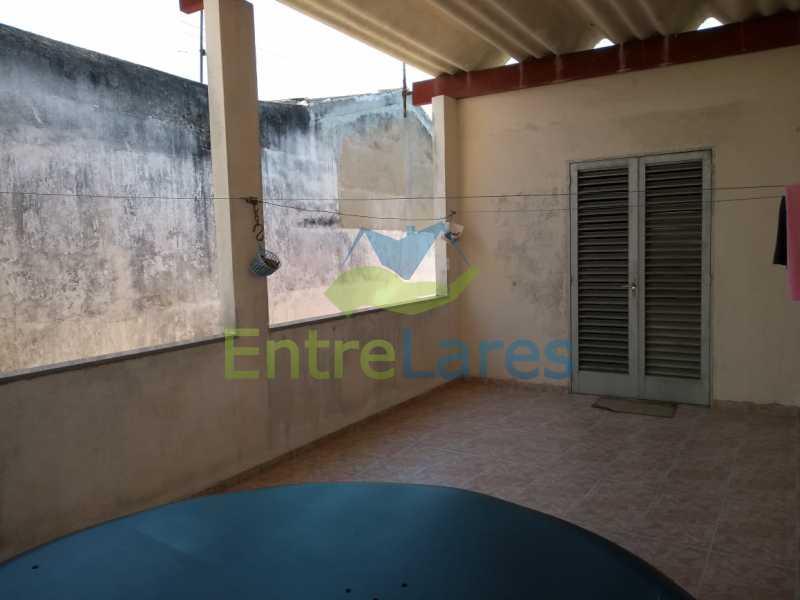 IMG-20190109-WA0146 - Casa duplex na Portuguesa 2 quartos planejados, copa e cozinha, terraço, quintal, 3 vagas de garagem. Rua Fernando de Azevedo - ILCA20062 - 4