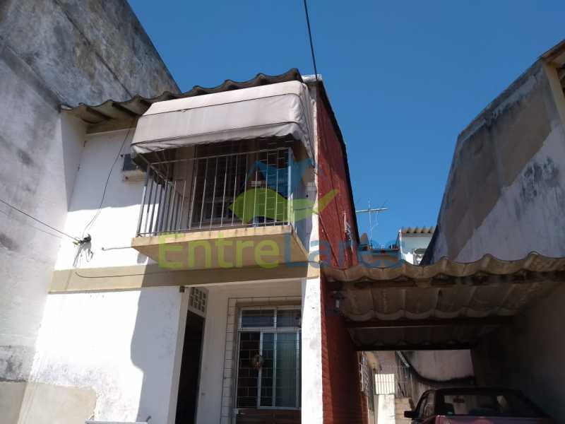 IMG-20190109-WA0152 - Casa duplex na Portuguesa 2 quartos planejados, copa e cozinha, terraço, quintal, 3 vagas de garagem. Rua Fernando de Azevedo - ILCA20062 - 3
