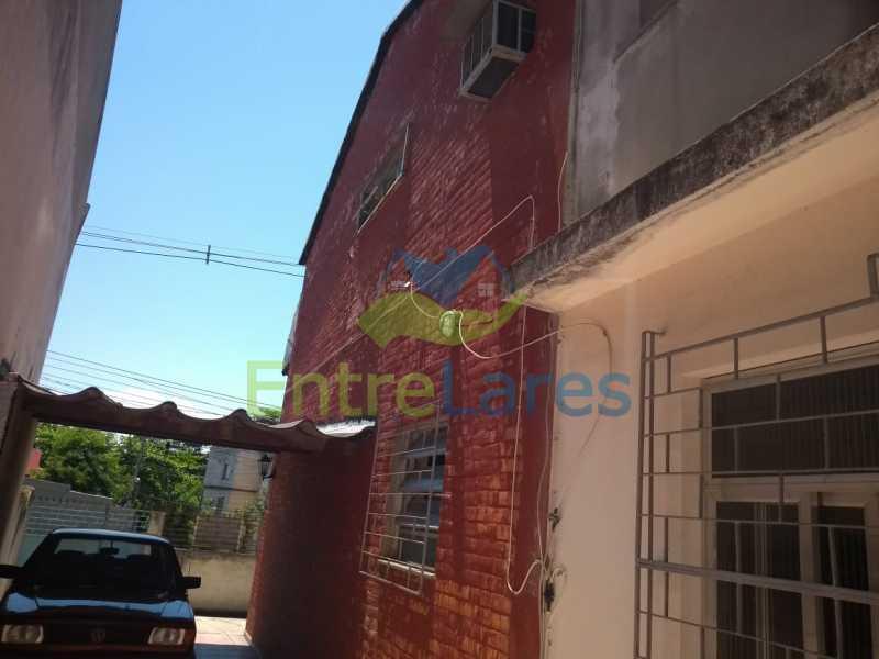 IMG-20190109-WA0154 - Casa duplex na Portuguesa 2 quartos planejados, copa e cozinha, terraço, quintal, 3 vagas de garagem. Rua Fernando de Azevedo - ILCA20062 - 1