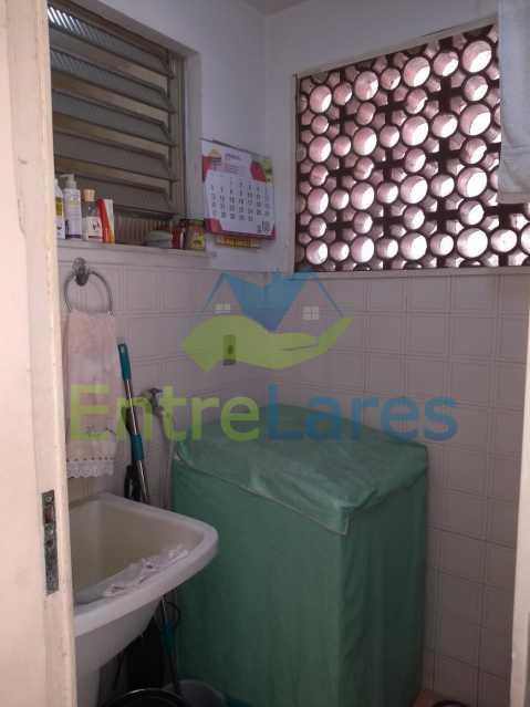 IMG-20190109-WA0170 - Casa duplex na Portuguesa 2 quartos planejados, copa e cozinha, terraço, quintal, 3 vagas de garagem. Rua Fernando de Azevedo - ILCA20062 - 19