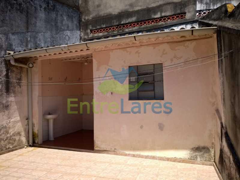 IMG-20190109-WA0179 - Casa duplex na Portuguesa 2 quartos planejados, copa e cozinha, terraço, quintal, 3 vagas de garagem. Rua Fernando de Azevedo - ILCA20062 - 22