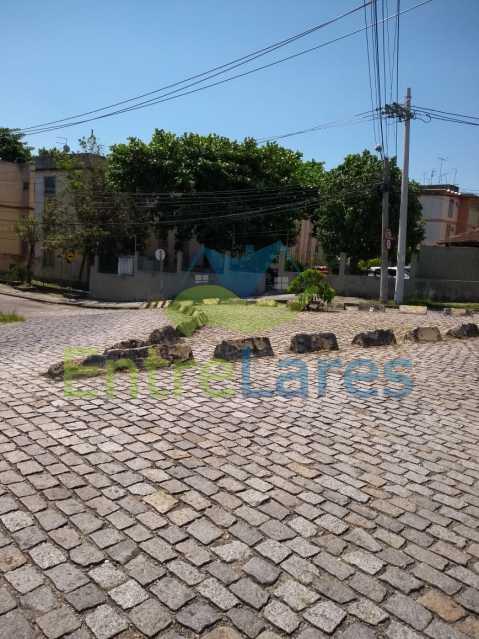 IMG-20190109-WA0185 - Casa duplex na Portuguesa 2 quartos planejados, copa e cozinha, terraço, quintal, 3 vagas de garagem. Rua Fernando de Azevedo - ILCA20062 - 28