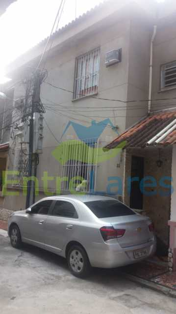 IMG-20190109-WA0002 - Casa duplex no Engenho Novo, 2 quartos sendo 1 planejado, lavabo, 1 vaga de garagem. Rua Matias Aires. - ILCA20063 - 26