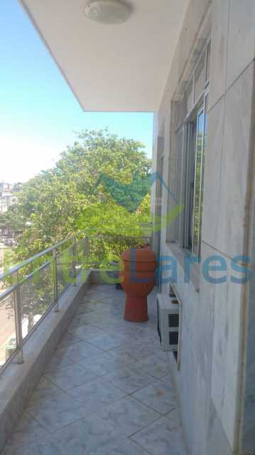 IMG-20190110-WA0250 - Apartamento no Jardim Carioca 2 quartos planejados, cozinha planejada, varanda, 1 vaga de garagem. - ILAP20395 - 3