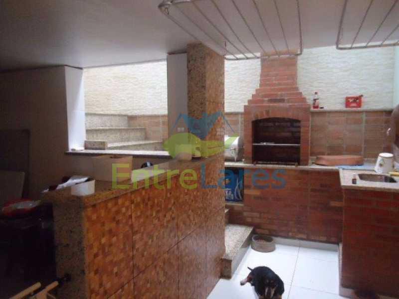IMG-20190111-WA0015 - Casa triplex no Cocotá 2 quartos sendo 1 planejado e 1 suíte com varanda, área gourmet, 1 vaga de garagem. - ILCA20064 - 18