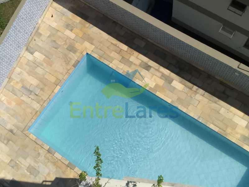5 - Apartamento triplex em condomínio fechado com piscina na Ribeira 4 quartos sendo 1 com varanda, 2 banheiros sociais, 1 vaga de garagem. - ILAP40048 - 3