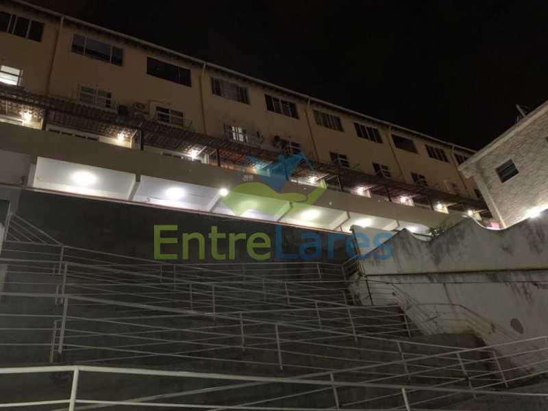 7 - Apartamento triplex em condomínio fechado com piscina na Ribeira 4 quartos sendo 1 com varanda, 2 banheiros sociais, 1 vaga de garagem. - ILAP40048 - 5