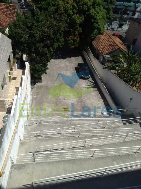 8 - Apartamento triplex em condomínio fechado com piscina na Ribeira 4 quartos sendo 1 com varanda, 2 banheiros sociais, 1 vaga de garagem. - ILAP40048 - 6