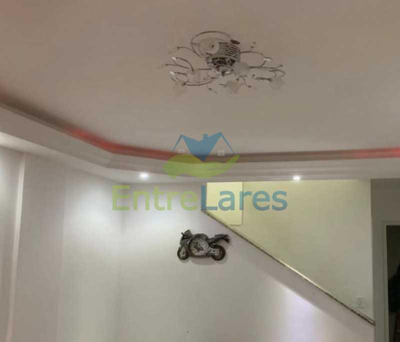10a - Apartamento triplex em condomínio fechado com piscina na Ribeira 4 quartos sendo 1 com varanda, 2 banheiros sociais, 1 vaga de garagem. - ILAP40048 - 8