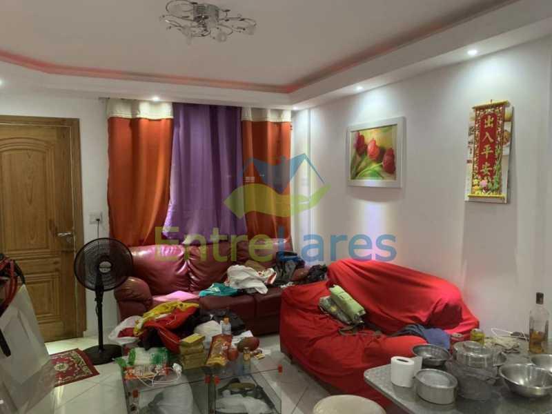 11 - Apartamento triplex em condomínio fechado com piscina na Ribeira 4 quartos sendo 1 com varanda, 2 banheiros sociais, 1 vaga de garagem. - ILAP40048 - 9