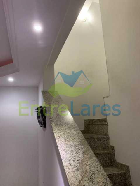 12 - Apartamento triplex em condomínio fechado com piscina na Ribeira 4 quartos sendo 1 com varanda, 2 banheiros sociais, 1 vaga de garagem. - ILAP40048 - 10