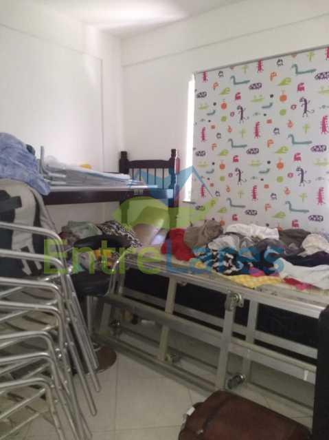 20 - Apartamento triplex em condomínio fechado com piscina na Ribeira 4 quartos sendo 1 com varanda, 2 banheiros sociais, 1 vaga de garagem. - ILAP40048 - 12