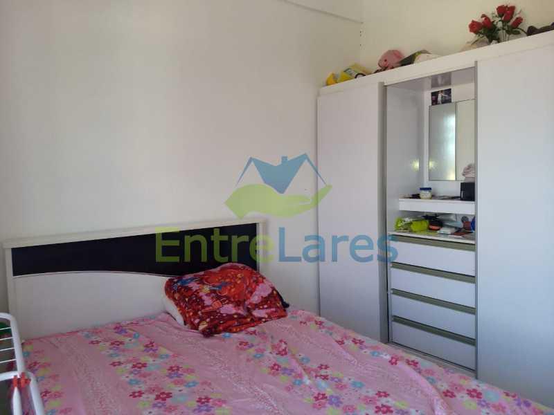 24 - Apartamento triplex em condomínio fechado com piscina na Ribeira 4 quartos sendo 1 com varanda, 2 banheiros sociais, 1 vaga de garagem. - ILAP40048 - 14