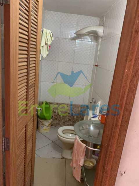 30 - Apartamento triplex em condomínio fechado com piscina na Ribeira 4 quartos sendo 1 com varanda, 2 banheiros sociais, 1 vaga de garagem. - ILAP40048 - 15