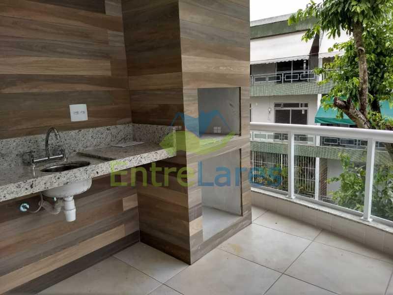 IMG-20180615-WA0089 - Cobertura duplex no Jardim Carioca 2 quartos, varanda gourmet, laje livre, cozinha planejada, 1 vaga de garagem. Rua Sargento João Lopes - ILCO20004 - 5