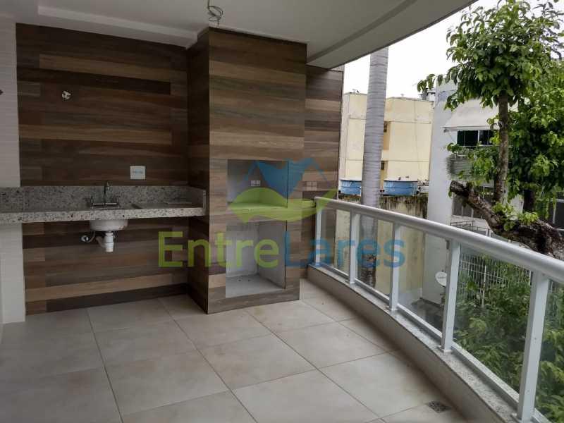 IMG-20180615-WA0095 - Cobertura duplex no Jardim Carioca 2 quartos, varanda gourmet, laje livre, cozinha planejada, 1 vaga de garagem. Rua Sargento João Lopes - ILCO20004 - 6