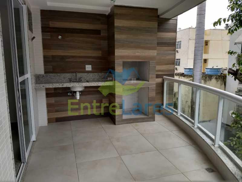 IMG-20180615-WA0099 - Cobertura duplex no Jardim Carioca 2 quartos, varanda gourmet, laje livre, cozinha planejada, 1 vaga de garagem. Rua Sargento João Lopes - ILCO20004 - 7