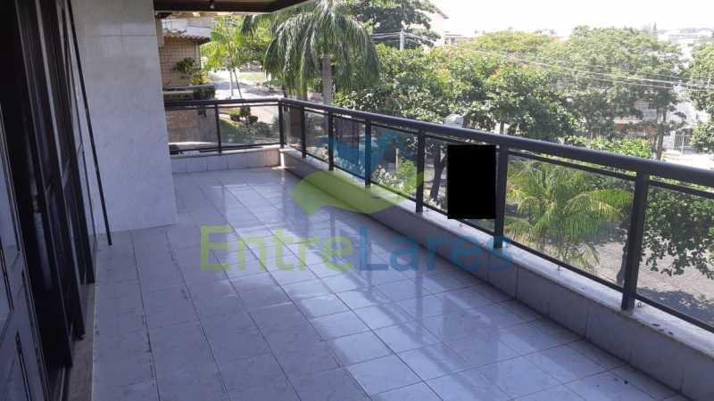 8a - Apartamento no Jardim Carioca 3 quartos com acesso a varanda sendo 1 suíte com banheira, cozinha planejada, lavabo, dependência completa, 1 vaga de garagem. Rua Eneida de Moraes em condomínio com piscina e sauna. - ILAP30256 - 5