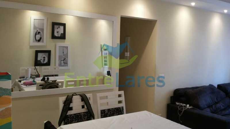 IMG-20190205-WA0157 - Apartamento no Jardim Guanabara 2 quartos sendo 1 suíte, dependência revertida em 1 terceiro quarto, cozinha, banheiro com blindex, 1 vaga de garagem. Rua Aureliano Pimentel - ILAP20408 - 4