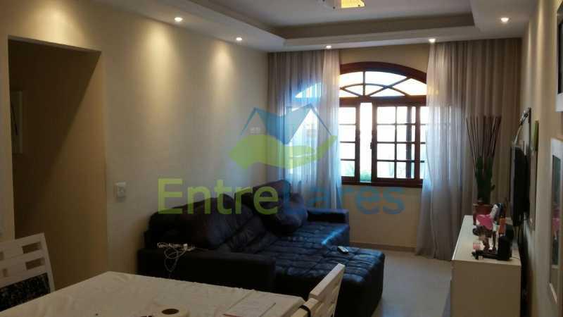 IMG-20190205-WA0158 - Apartamento no Jardim Guanabara 2 quartos sendo 1 suíte, dependência revertida em 1 terceiro quarto, cozinha, banheiro com blindex, 1 vaga de garagem. Rua Aureliano Pimentel - ILAP20408 - 1