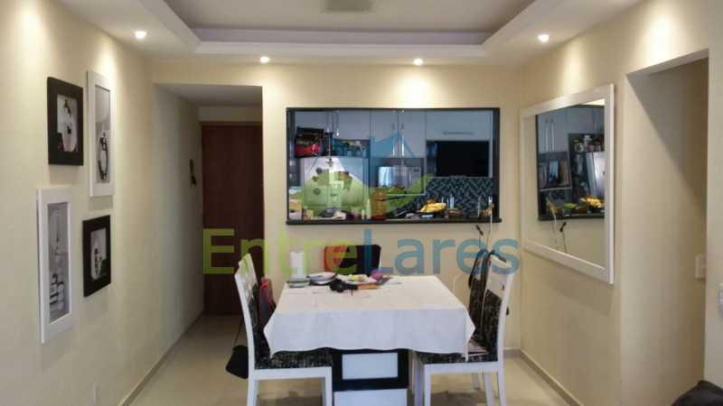 IMG-20190205-WA0163 - Apartamento no Jardim Guanabara 2 quartos sendo 1 suíte, dependência revertida em 1 terceiro quarto, cozinha, banheiro com blindex, 1 vaga de garagem. Rua Aureliano Pimentel - ILAP20408 - 3