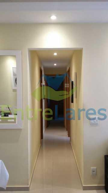 IMG-20190205-WA0164 - Apartamento no Jardim Guanabara 2 quartos sendo 1 suíte, dependência revertida em 1 terceiro quarto, cozinha, banheiro com blindex, 1 vaga de garagem. Rua Aureliano Pimentel - ILAP20408 - 29