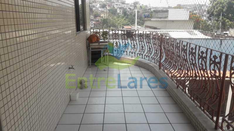 IMG-20190130-WA0268 - Apartamento no Jardim Carioca 3 quartos sendo 1 suíte, varanda, cozinha planejada, 1 vaga de garagem. Rua Escalda - ILAP30259 - 4