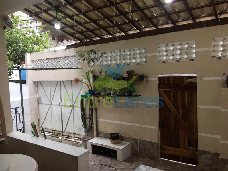 IMG-20190130-WA0313 - Casa de vila no Tauá 2 quartos, cozinha, sala reformada, varanda, 3 vagas de garagem. Rua Manuel Pereira da Costa - ILCV20003 - 1