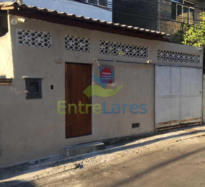 IMG-20190130-WA0328 - Casa de vila no Tauá 2 quartos, cozinha, sala reformada, varanda, 3 vagas de garagem. Rua Manuel Pereira da Costa - ILCV20003 - 3