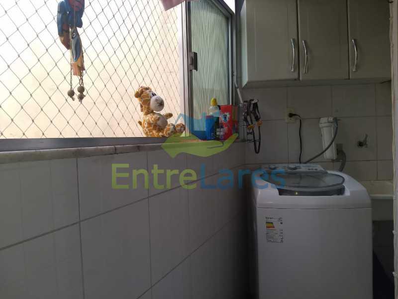 G - Apartamento no Jardim Carioca 2 quartos planejados, cozinha planejada, área de serviço planejada, dependência completa, 1 vaga de garagem. Rua Jaime Perdigão - ILAP20419 - 17