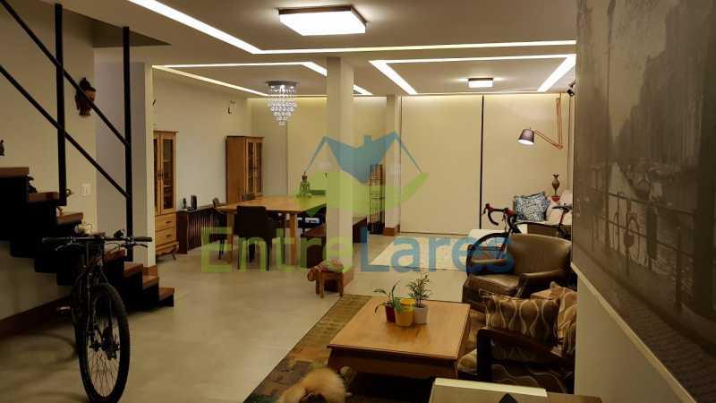 A1 - Cobertura duplex no Jardim Guanabara 4 quartos sendo 2 suítes planejadas 1 delas master com closet, varandão, cozinha planejada, sala de tv, sala de jogos, área gourmet, piscina com deck, 3 vagas. Rua Babaçu - ILCO40006 - 3