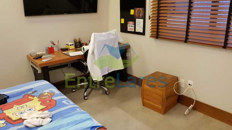 D1 - Cobertura duplex no Jardim Guanabara 4 quartos sendo 2 suítes planejadas 1 delas master com closet, varandão, cozinha planejada, sala de tv, sala de jogos, área gourmet, piscina com deck, 3 vagas. Rua Babaçu - ILCO40006 - 18