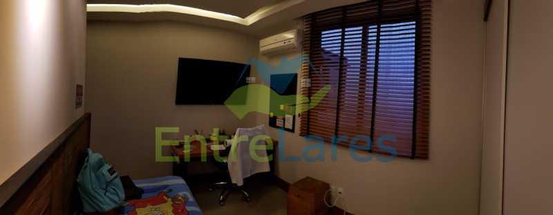 D2 - Cobertura duplex no Jardim Guanabara 4 quartos sendo 2 suítes planejadas 1 delas master com closet, varandão, cozinha planejada, sala de tv, sala de jogos, área gourmet, piscina com deck, 3 vagas. Rua Babaçu - ILCO40006 - 19