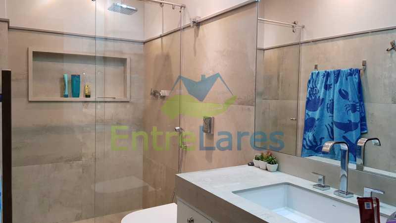 E1 - Cobertura duplex no Jardim Guanabara 4 quartos sendo 2 suítes planejadas 1 delas master com closet, varandão, cozinha planejada, sala de tv, sala de jogos, área gourmet, piscina com deck, 3 vagas. Rua Babaçu - ILCO40006 - 23