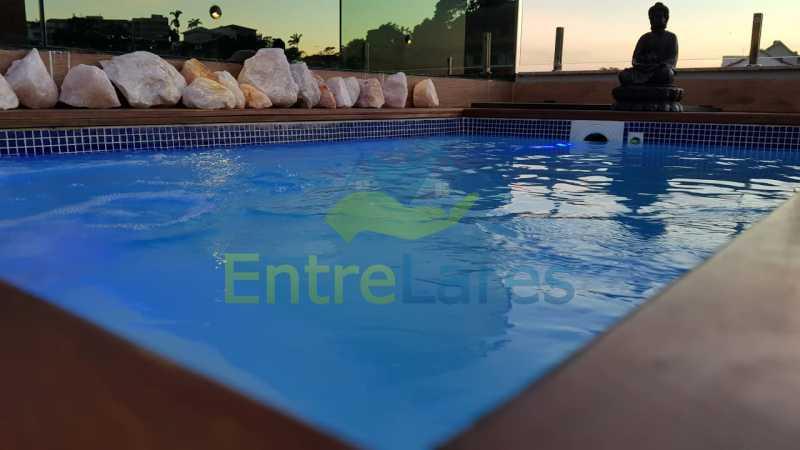 F - Cobertura duplex no Jardim Guanabara 4 quartos sendo 2 suítes planejadas 1 delas master com closet, varandão, cozinha planejada, sala de tv, sala de jogos, área gourmet, piscina com deck, 3 vagas. Rua Babaçu - ILCO40006 - 1