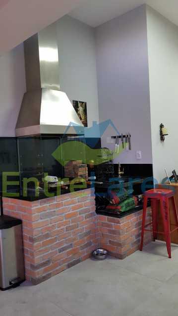 F8 - Cobertura duplex no Jardim Guanabara 4 quartos sendo 2 suítes planejadas 1 delas master com closet, varandão, cozinha planejada, sala de tv, sala de jogos, área gourmet, piscina com deck, 3 vagas. Rua Babaçu - ILCO40006 - 30