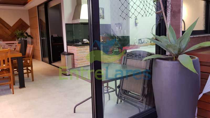 F9 - Cobertura duplex no Jardim Guanabara 4 quartos sendo 2 suítes planejadas 1 delas master com closet, varandão, cozinha planejada, sala de tv, sala de jogos, área gourmet, piscina com deck, 3 vagas. Rua Babaçu - ILCO40006 - 31