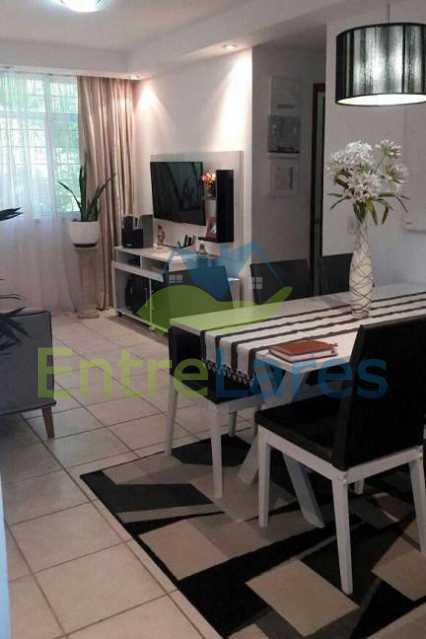 A1 - Apartamento no Jardim Guanabara 2 quartos, cozinha planejada, box blindex, 1 vaga de garagem. Rua Aureliano Pimentel - ILAP20423 - 3